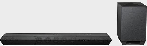sony ht st7 sa st7 \u2013 sound bar test mode details \u2013 smps andfront l front r speaker blocks 50 watts (per channel at 4 ohms, 1 khz) center speaker block 50 watts (per channel at 4 ohms, 1 khz)