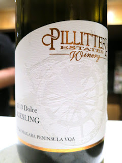 Pillitteri Dolce Riesling 2013 (88 pts)