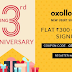 Oxolloxo Loot : Get Flat Rs.300 Off on your Shopping (No Minimum Purchase)