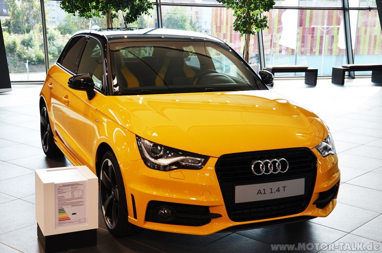 The Audi A1 Forum View Topic Post Your A1 Pictures