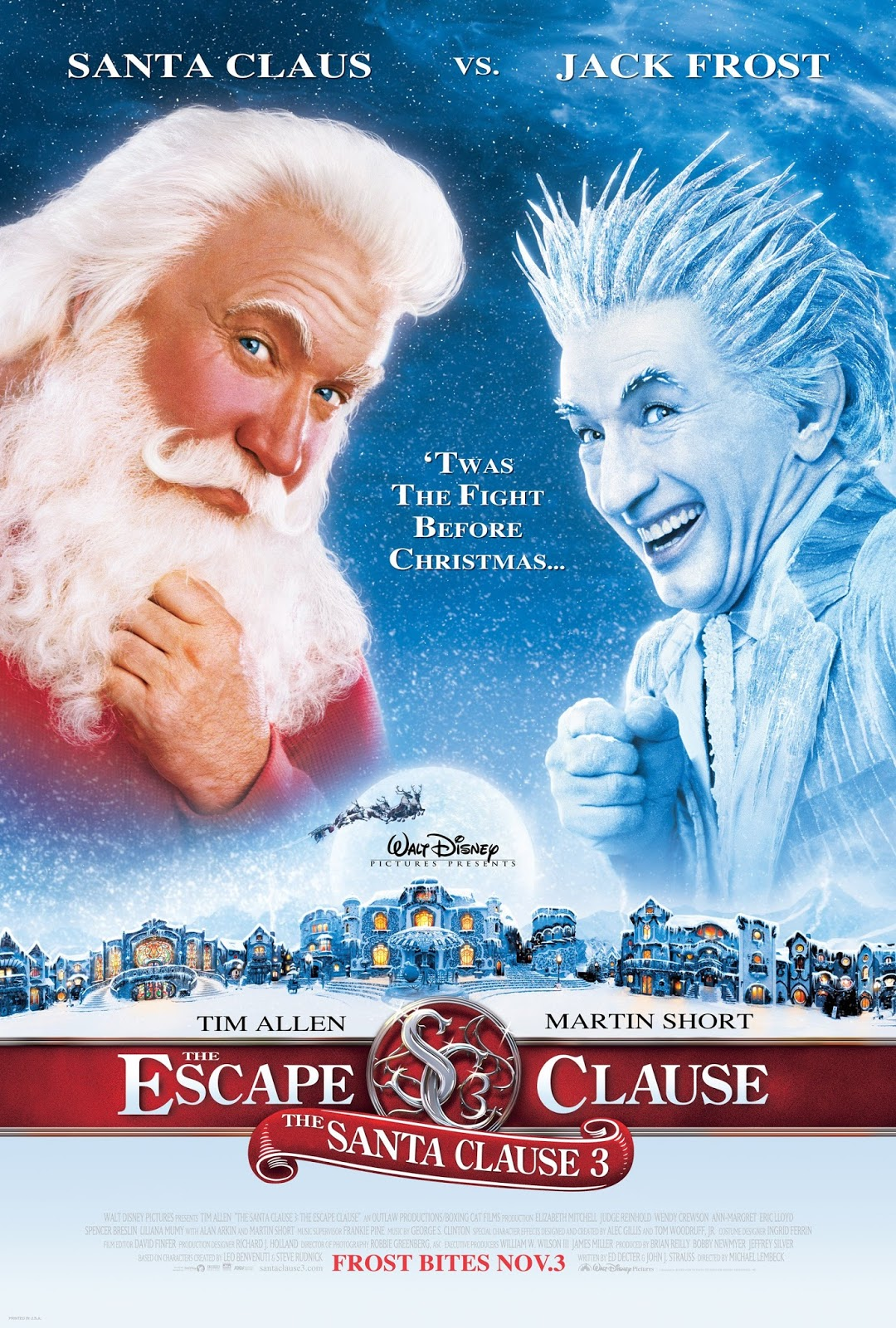 The Santa Clause 3: The Escape Clause (2006) ταινιες online seires oipeirates greek subs