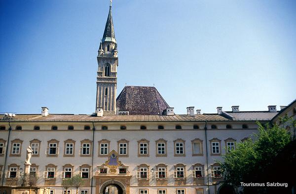 Abadía de San Pedro (Salzburgo, Austria)