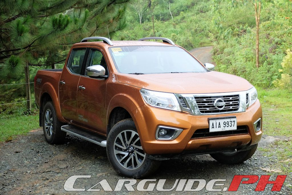 Review: 2015 Nissan NP300 Navara 4x4 VL A/T | Philippine Car