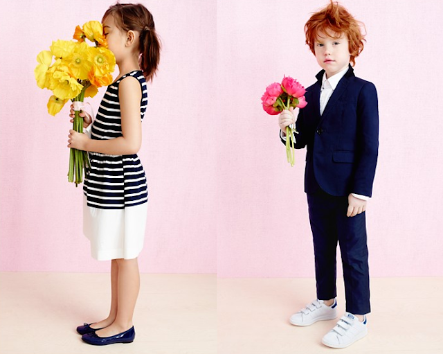 Little Angels Beautiful Outfits by J.Crew