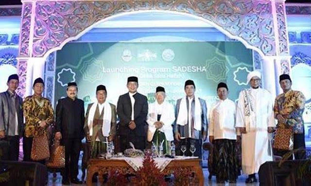 Bersama NU, Gubernur Jabar Canangkan Satu Desa Satu Hafiz