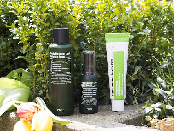 Purito Centella Green Level Skincare