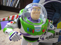 buzz lightyear andys collection toy