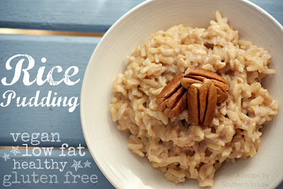Quick and Easy Stovetop Rice Pudding