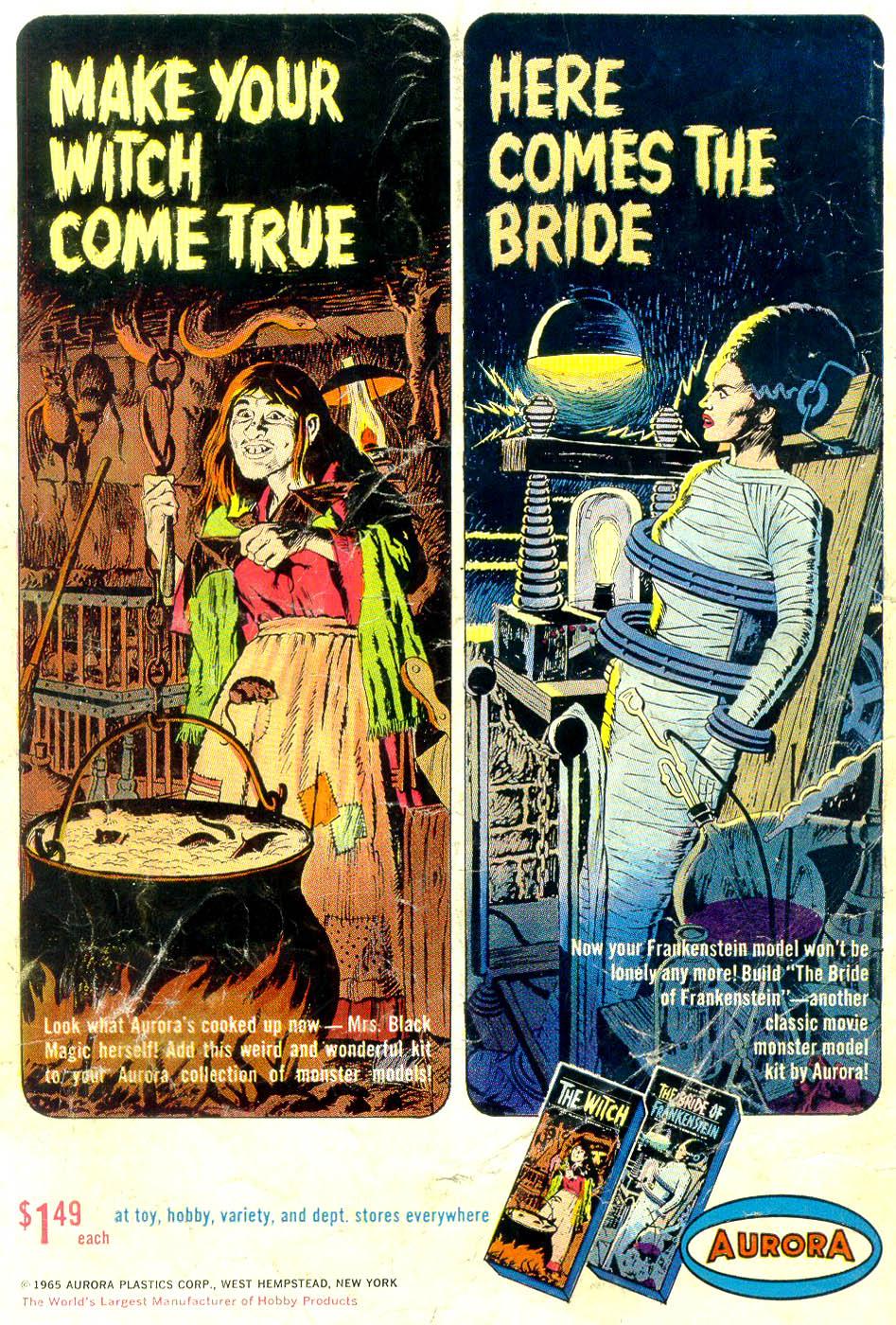 Strange Adventures (1950) issue 181 - Page 36