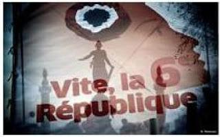 Vite, la 6e République !