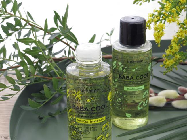 avis huile de soin parfumee relaxante indemne