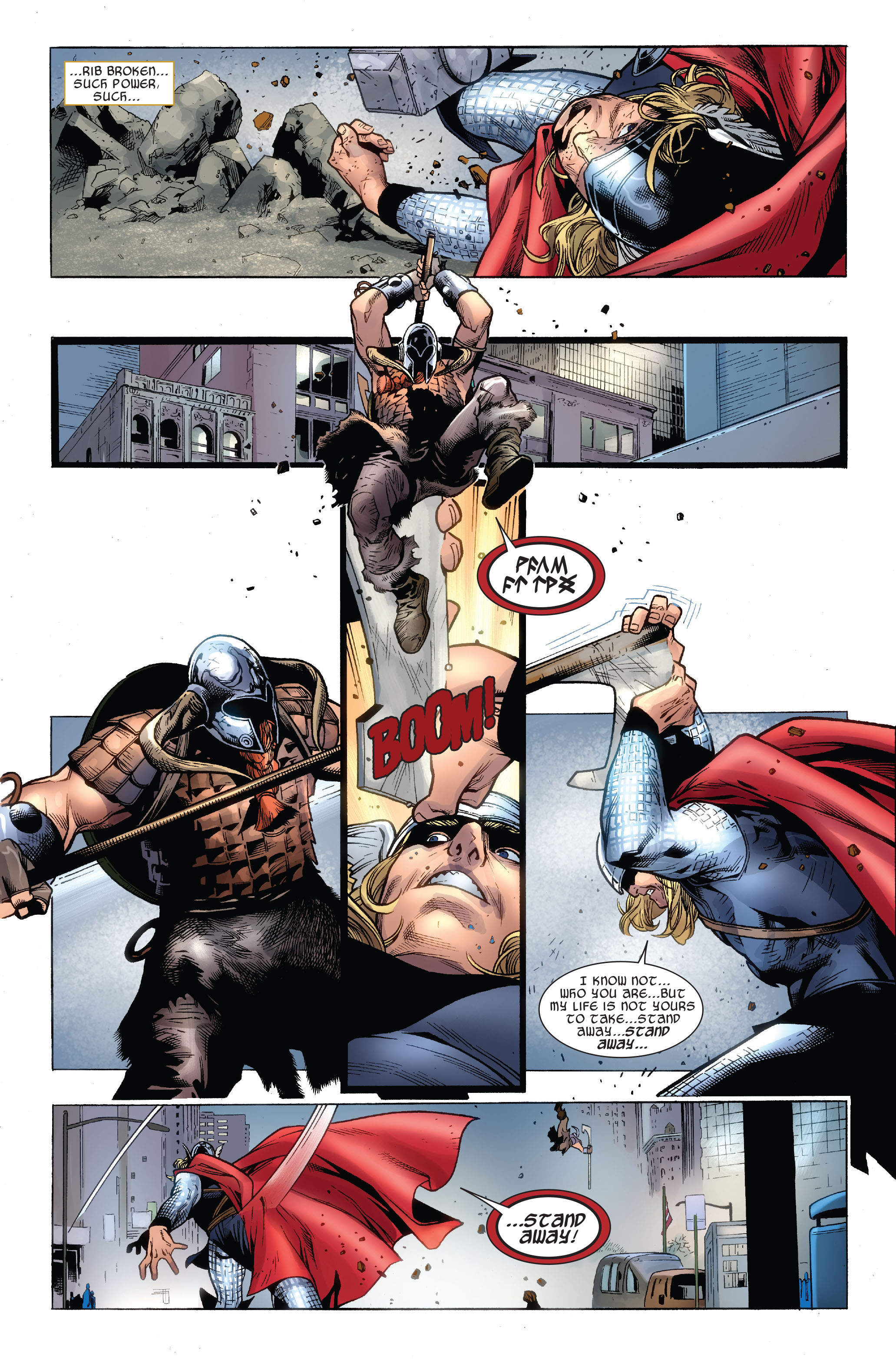 Thor (2007) Issue #600 #13 - English 17