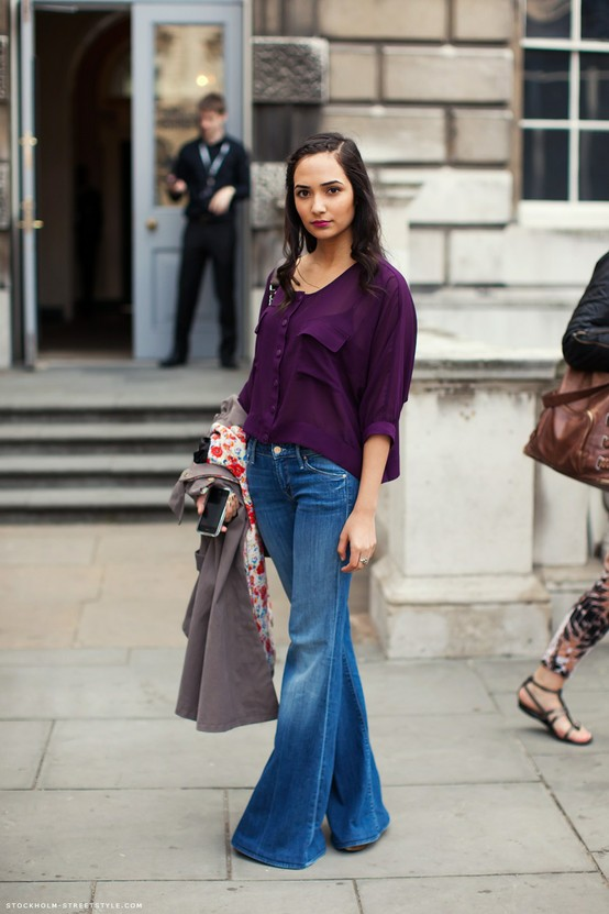 CHOOSE THE RIGHT PANTS - Fashion Tips For Short Girls