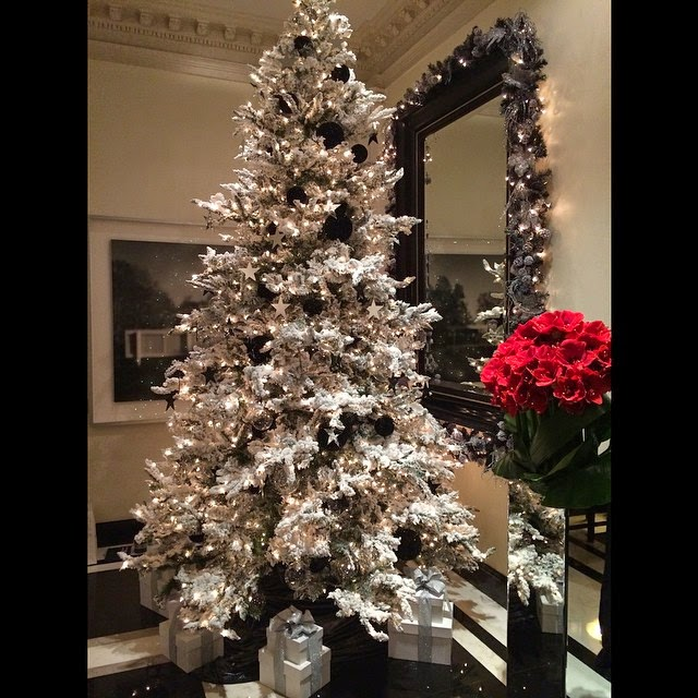 Holidays at The Carlyle in N.Y.
