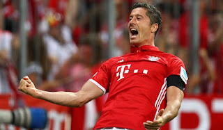 Lewandowski Kecewa Dengan Rekan Setimnya