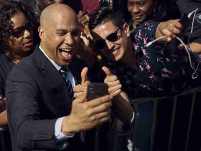 Kandidat Presiden AS, Cory Booker Awali Kampanye di New Jersey