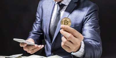 Cerita 5 Pemuda Kaya Dengan Bitcoin