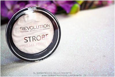 strobe highlighter illuminante makeup revolution