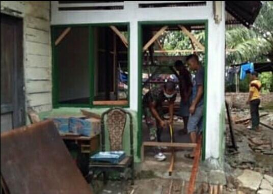Pelaksanaan TMMD Di Kodim 0207/Simalungun Berdampak Positif Dalam Perkembangan Pembangunan