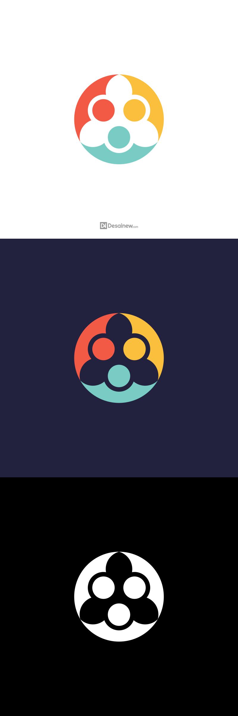 Manage Community Logo Design Project Portfolio Desainew Studio