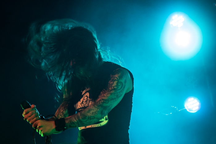 longhair man rock singer metalhead