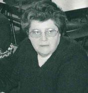 Suzanne Régnier, professeur d'Histoire-Géographie, fondatrice