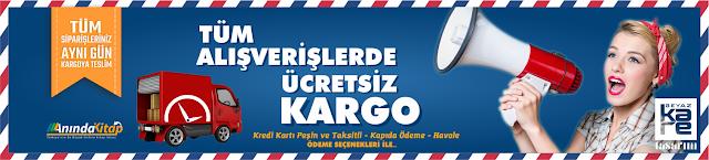 Kampanya Banner örneği kitap