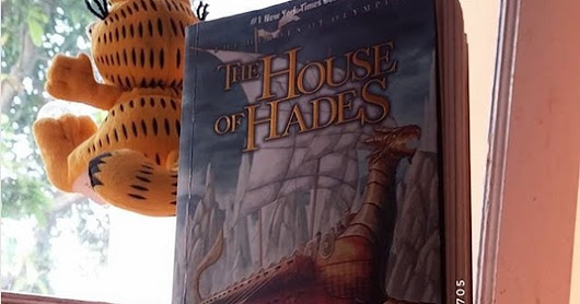 Part 3 The House of Hades by Rick Riordan (Done)