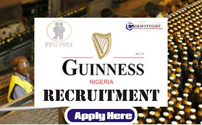 Guinness Nigeria Plc Recruitment - How To Apply for a Graduate Sales Interns Job