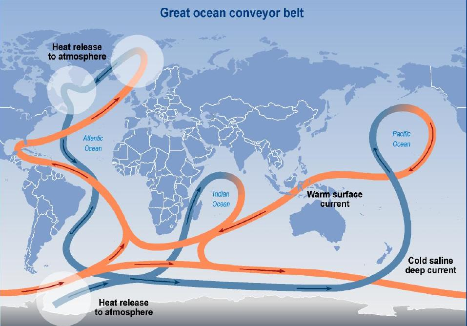 alarm over dramatic weakening of gulf stream essay Jet stream over arctic ocean on february 26, 2018 the jet stream is getting more wavy and a more wavy jet stream makes it easier for cold air to move out of the arctic and for warm air to move into the arctic, so this ' open doors feedback ' is a self-reinforcing feedback that further accelerates warming in the arctic.
