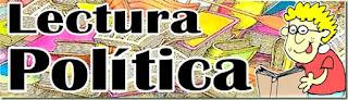 LECTURA POLÍTICA