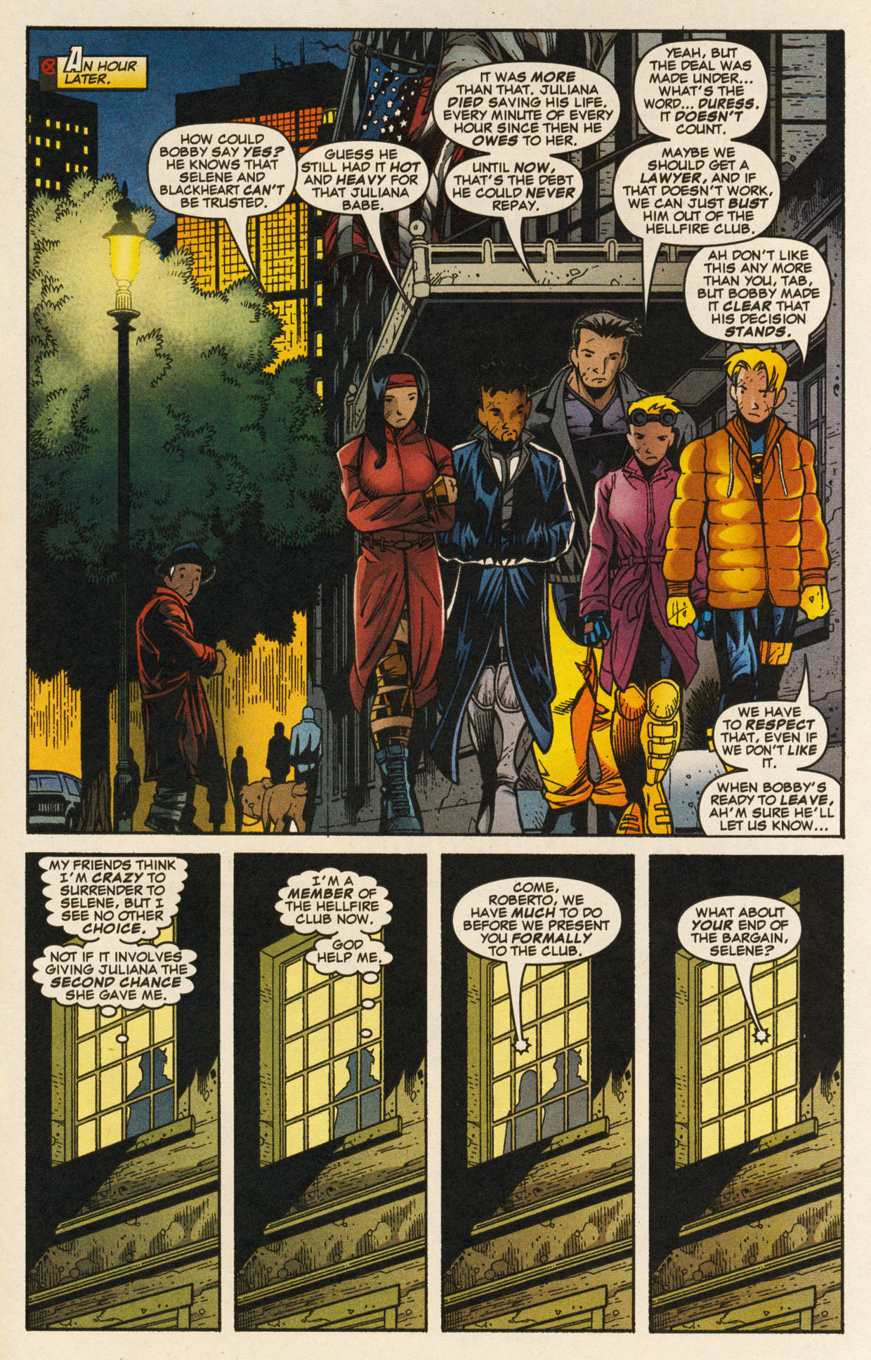 Read online X-Force (1991) comic -  Issue #98 - 38