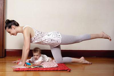 Como Rebajar Barriga despues del Embarazo