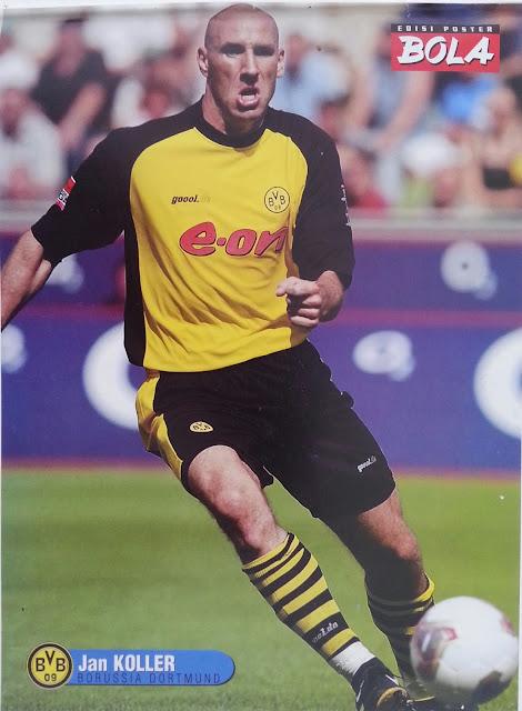 Poster Jan Koller (Borussia Dortmund)