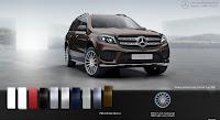 Mercedes GLS 500 4MATIC 2017 màu Nâu Citrine 796
