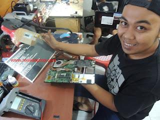 Service Laptop MSI M5 - Mati Total