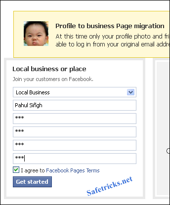 how to get into a private facebook account