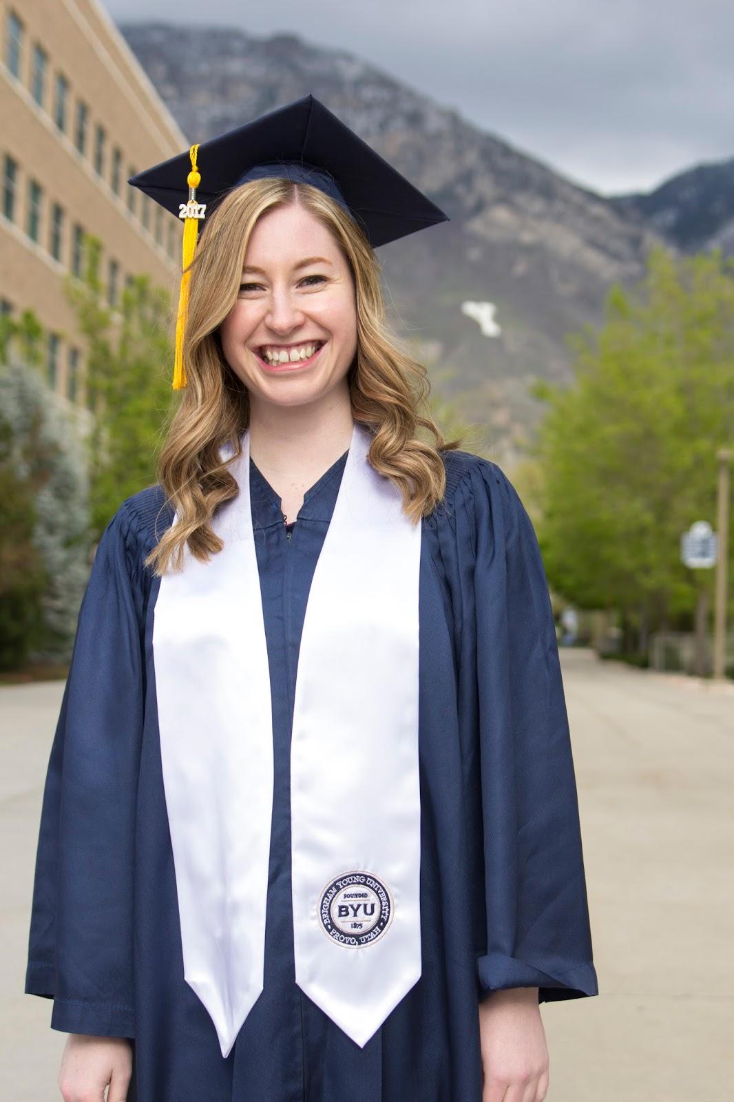Bailey | BYU Graduation