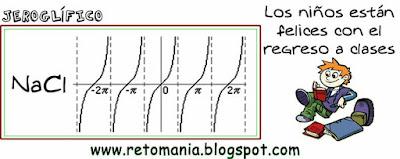 Jeroglíficos, De regreso a clases, De vuelta al cole, De vuelta al colegio, Jeroglíficos escolares, Jeroglíficos para niños, desafíos matemáticos, problemas matemáticos