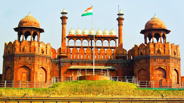 The Red Fort in India Short Essay