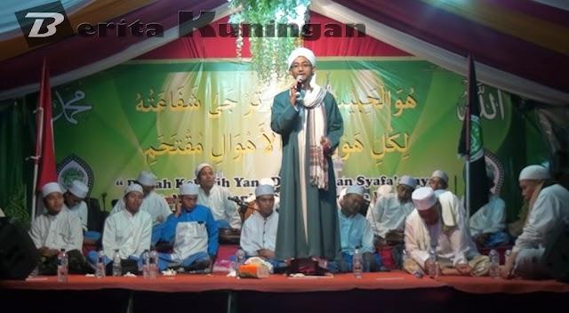 Majil Al-Hikmah Dan GPK Gelar Tabligh Akbar Sambut Isra Mi'raj