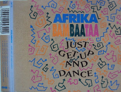 Afrika Bambaataa – Just Get Up And Dance (1991) (CDS) (FLAC + 320 kbps)