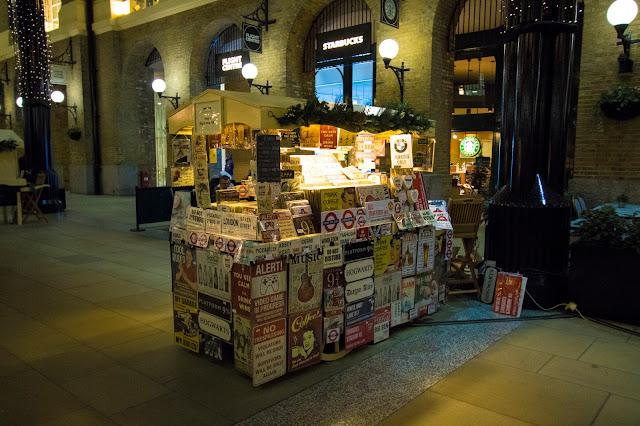 Hay's Galleria-Londra