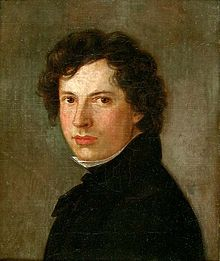 Johan S. Welhaven poète romantique norvégien