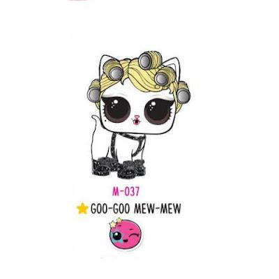 Питомец Лол Goo-Goo Mew-Mew