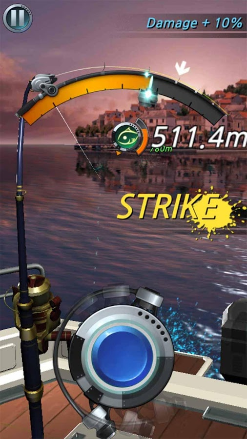 Fishing Hook android apk games