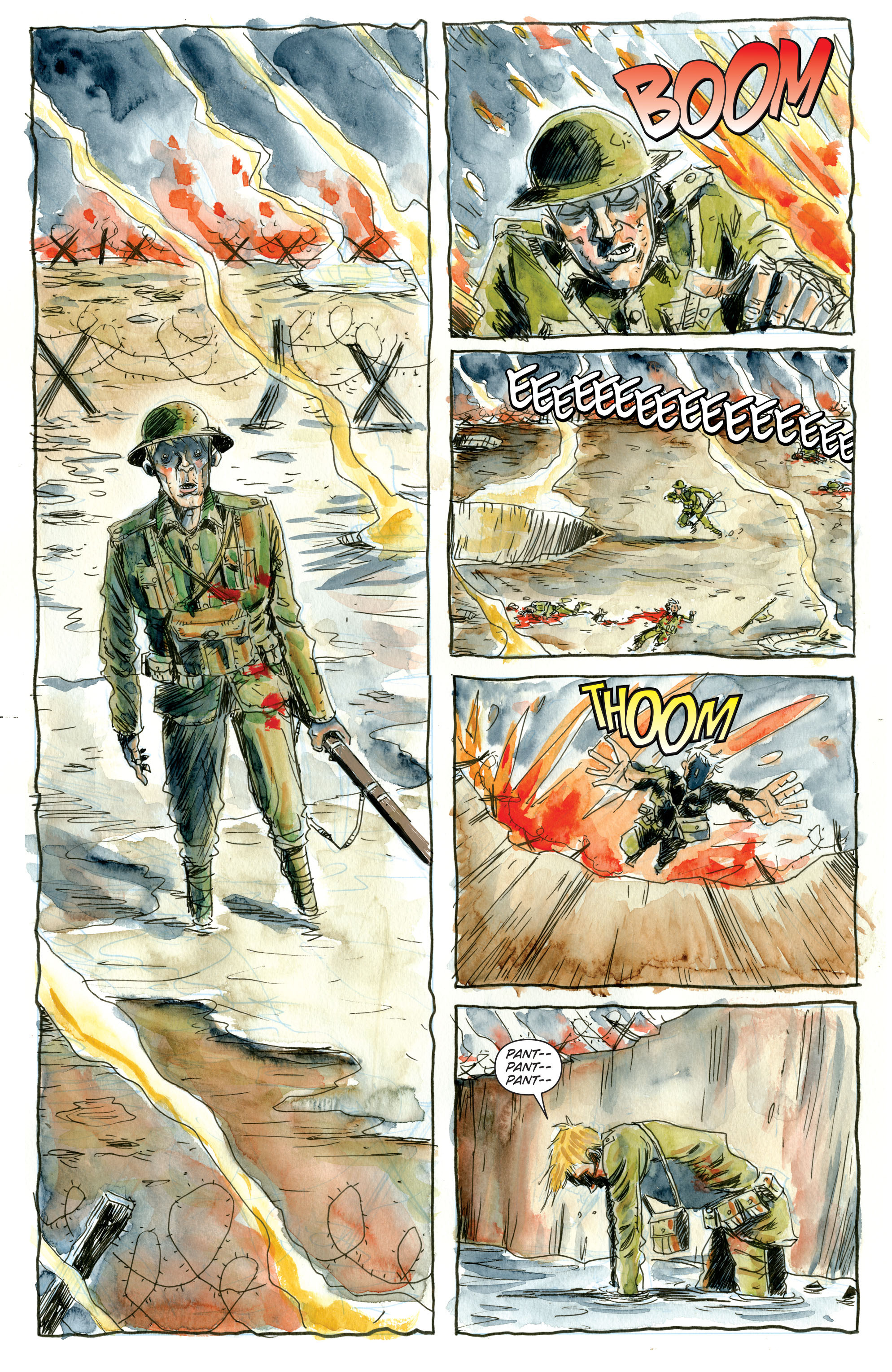 Read online Trillium comic -  Issue # TPB - 23
