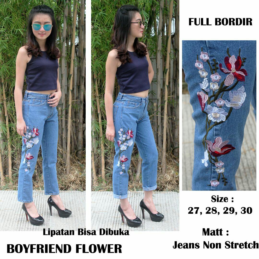 Boyfriend flower