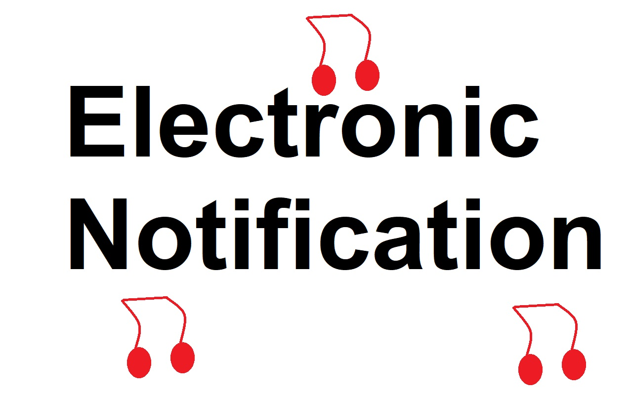 All Sound Effects: Electronic Notification sound effects all