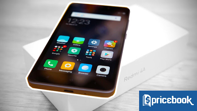 Xiaomi Redmi 4A, Hape Android Pas 1 Jutaan Terbaik